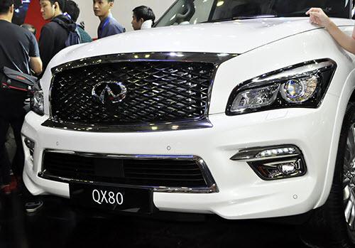 18 hãng xe khoe hàng tại Motor Show 2015 - 4