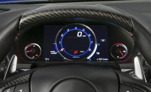 Honda Acura NSX 2017 - 10