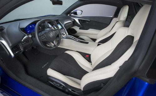 Honda Acura NSX 2017 - 4