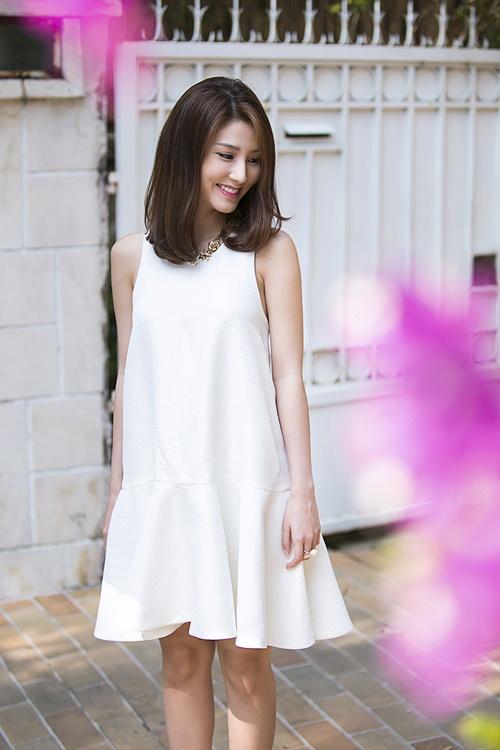 5 cách diện váy suông như fashionista đích thực - 2