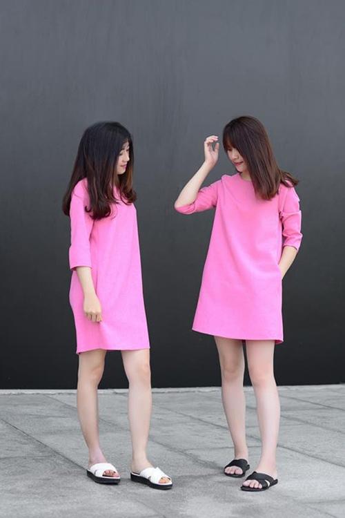5 cách diện váy suông như fashionista đích thực - 1