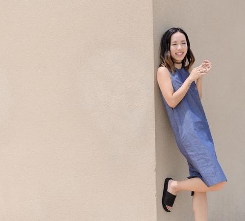 5 cách diện váy suông như fashionista đích thực - 12