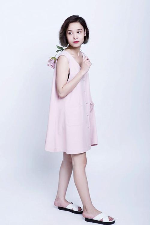 5 cách diện váy suông như fashionista đích thực - 9