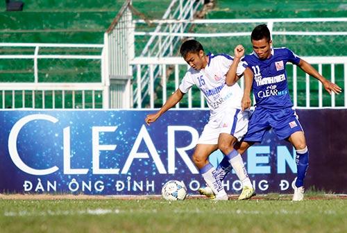 Giải U21 Clear Men Cup: An Giang vỡ oà vào chung kết - 3