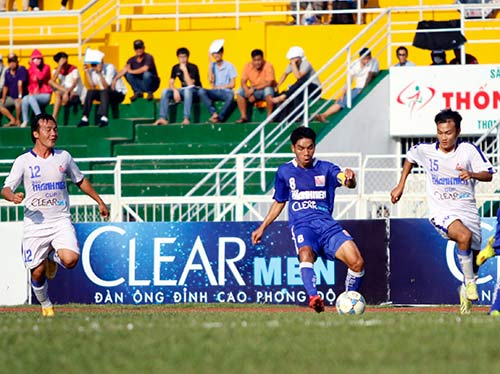 Giải U21 Clear Men Cup: An Giang vỡ oà vào chung kết - 4