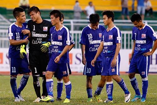 Giải U21 Clear Men Cup: An Giang vỡ oà vào chung kết - 7