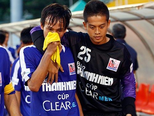 Giải U21 Clear Men Cup: An Giang vỡ oà vào chung kết - 8