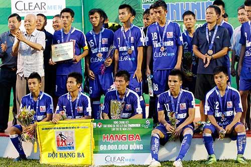 Giải U21 Clear Men Cup: An Giang vỡ oà vào chung kết - 9