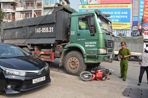 10 tháng, 7.185 người chết vì tai nạn giao thông - 1