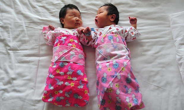 TQ: Từ nay vợ chồng được phép sinh 2 con - 1