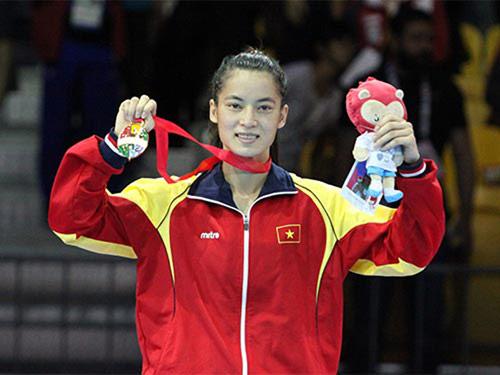 Boxing: Lê Thi Bằng quyết đấu giành vé Olympic 2016 - 1