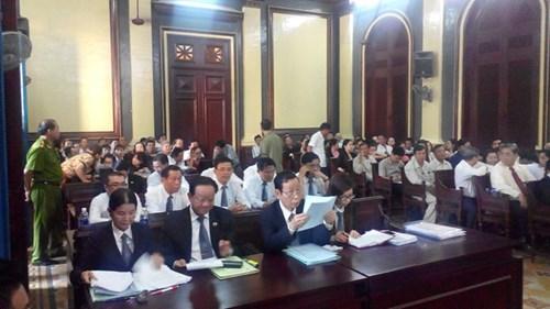 Đại án nghìn tỷ: VKS bác đề nghị trả hồ sơ điều tra bổ sung - 3