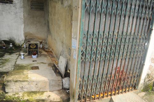 Ảnh: Những nghĩa địa lọt thỏm giữa phố phường Hà Nội - 6