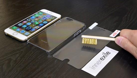 Miếng dán iPhone 6S đặc biệt có khả năng tự hồi phục vết xước - 1