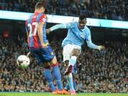 """Bóng đá - Man City - Crystal Palace: """"Bàn tay nhỏ"""" ở Etihad"""