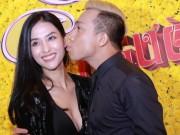Ca nhạc - MTV - Trấn Thành ôm hôn Mai Hồ trước đám đông