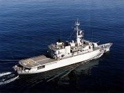 Thế giới - Tàu khu trục Pháp tiến vào Biển Đông