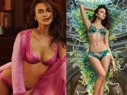 Thời trang - Irina Shayk mặc nội y sexy khiến fan ngây ngất