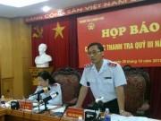 Tin tức trong ngày - Thanh tra CP yêu cầu khẩn trương xử lý nhà 8B Lê Trực