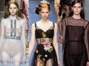 11 bộ váy mỏng manh khiến bạn không thể rời mắt