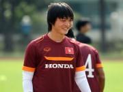 Bóng đá - Sang Nhật Bản thi đấu, Tuấn Anh không phải thử việc