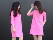 Váy - Đầm - 5 cách diện váy suông như fashionista đích thực