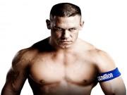"""Thể thao - John Cena nâng 2 tạ """"nhẹ như lông hồng"""""""