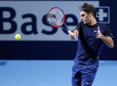 Federer - Kohlschreiber: 3 set kịch chiến (V2 Basel Open) - 1