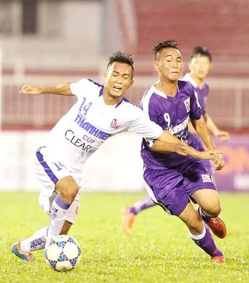 Tiền vệ Lâm Quý (U21 An Giang): Đá bóng để... thoát nghèo - 1