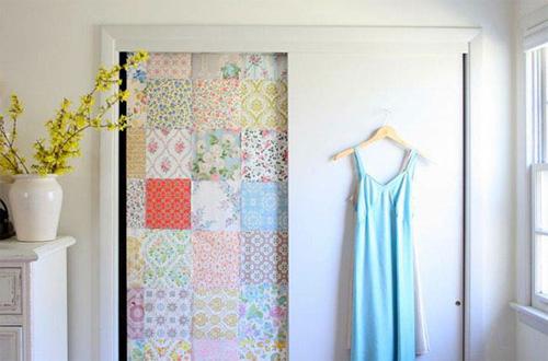 7 cách trang trí nhà bằng giấy dán tường đầy sáng tạo - 3