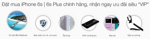 Đặt mua iPhone 6s/6s Plus chính hãng tại Viễn Thông A nhận quà Vip - 3