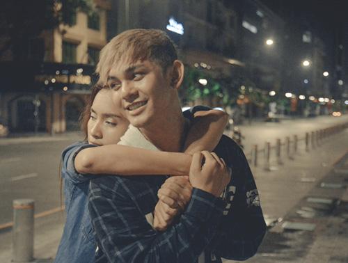 Ái Phương hẹn hò phố đêm cùng Sơn Ngọc Minh - 3