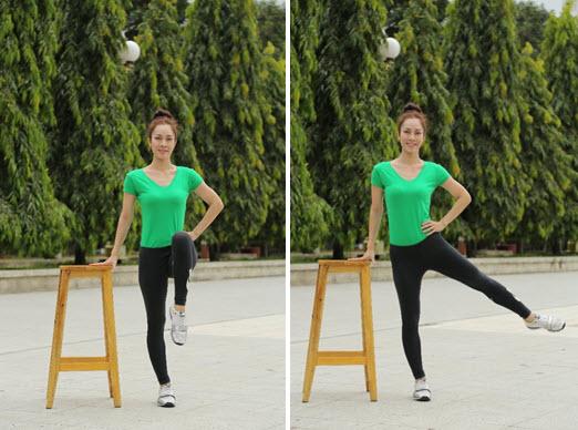 4 bài tập tăng cường khả năng vận động linh hoạt - 1