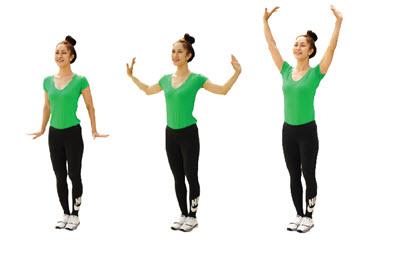 4 bài tập tăng cường khả năng vận động linh hoạt - 2
