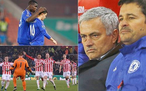 NHA trước vòng 11: Mourinho run cầm cập - 1