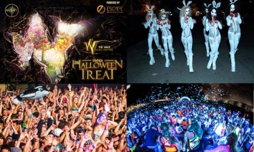 Địa điểm đi chơi Halloween 2015 ma quái ở Hà Nội - 1