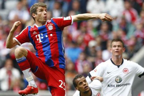 Frankfurt – Bayern: Chờ tiệc bàn thắng - 1
