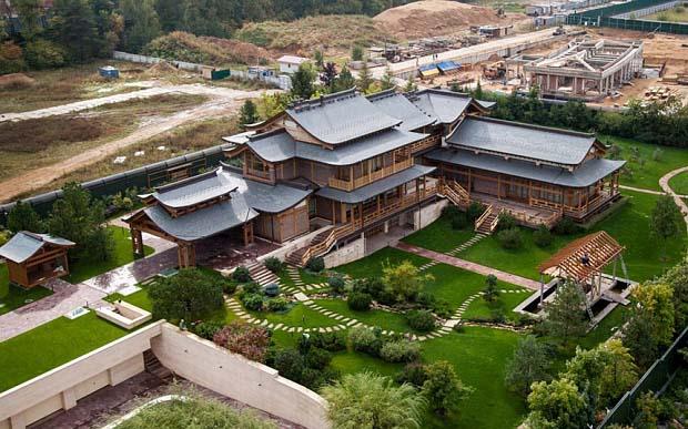 Bộ trưởng Quốc phòng Nga bị tố xây lâu đài gần 20 triệu đô - 3