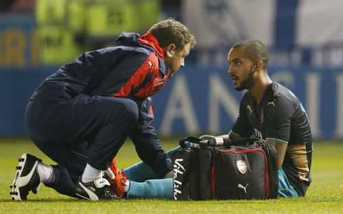 Arsenal: Giải pháp đối phó trước bão chấn thương - 1