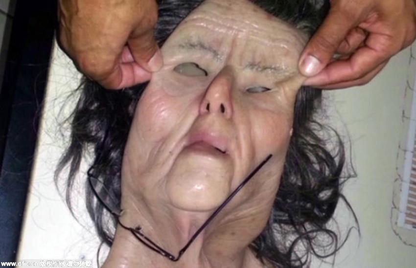 Trùm ma túy Brazil hóa trang thành bà già để vượt ngục - 2