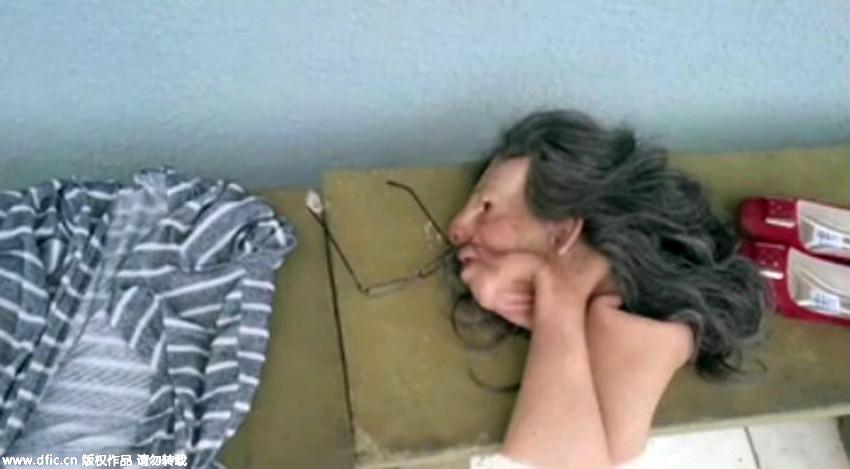 Trùm ma túy Brazil hóa trang thành bà già để vượt ngục - 4