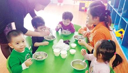 Khó kiểm soát nguồn gốc thực phẩm của nhiều bếp ăn trường học - 1