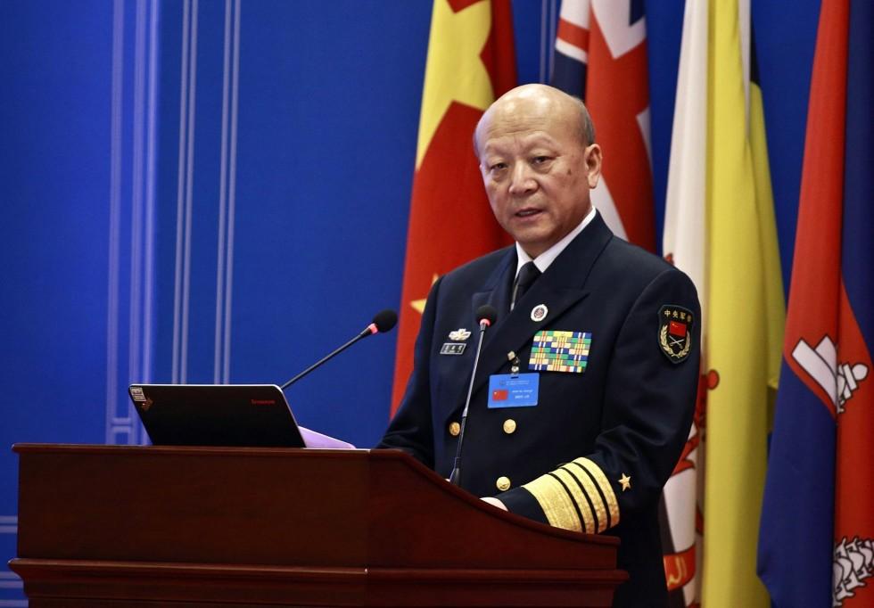 Đô đốc TQ: Sự cố nhỏ có thể khơi mào hải chiến Biển Đông - 1