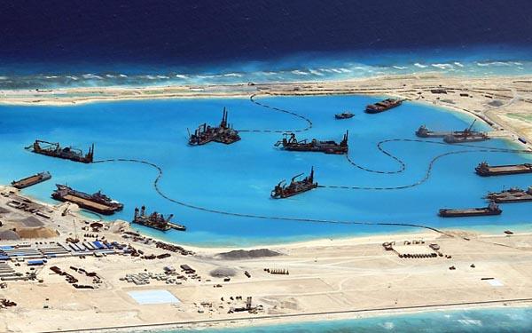 Đô đốc TQ: Sự cố nhỏ có thể khơi mào hải chiến Biển Đông - 2