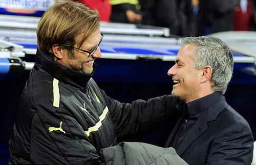 Klopp đấu Mourinho: Xin đừng là lần cuối - 1