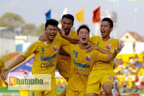 U21 TP.HCM - U21 Hà Nội T&T: Bản lĩnh lên tiếng - 1