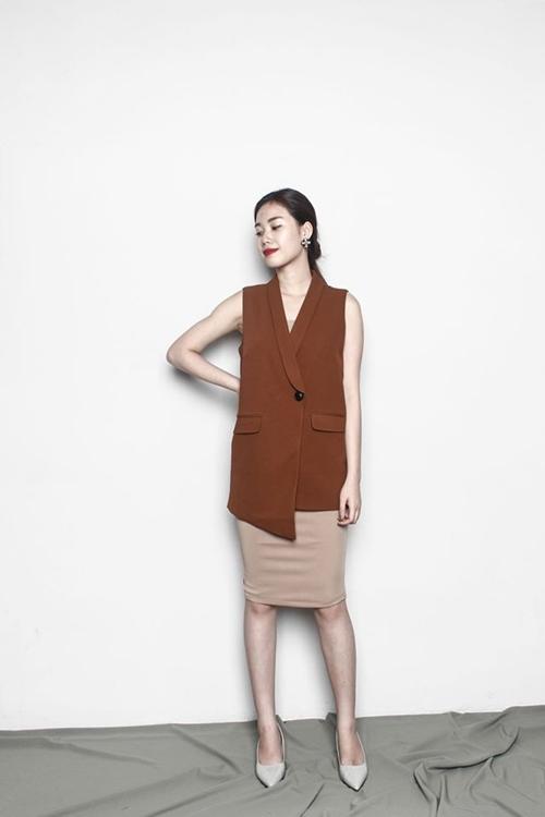 Áo vest không tay: Món đồ phải có mùa này - 15