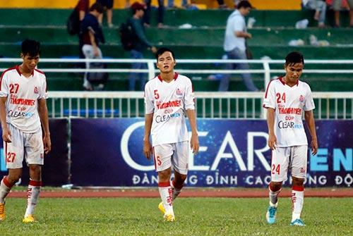 U21 Clear Men Cup: Quân bầu Hiển so tài An Giang ở CK - 2