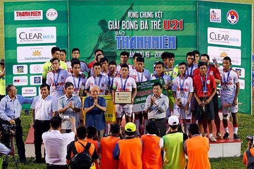 U21 Clear Men Cup: Quân bầu Hiển so tài An Giang ở CK - 3