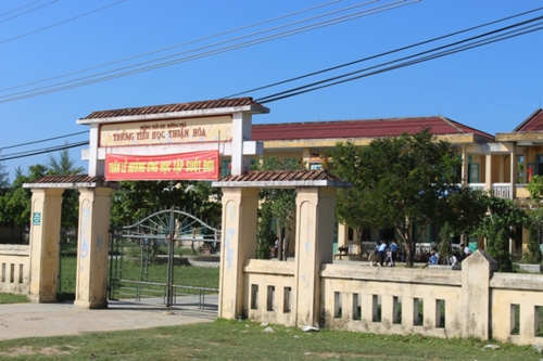 Cô giáo Thảo tường trình vụ đánh bầm mông 10 học sinh - 2